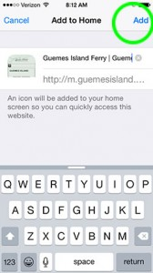 Guemes Island App