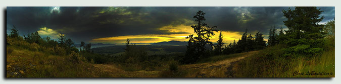 Hike Guemes Mountain Trail