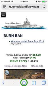 Best Guemes Island Ferry Website
