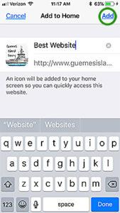 Guemes Island Ferry Website